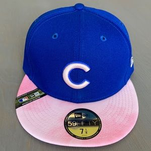 New Era MLB Chicago Cubs Mothers Day Fitted Hat